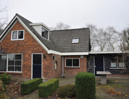Schakelwoning in Havelte