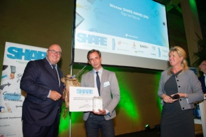 RIGO Verffabriek wint SHARE Award 2015